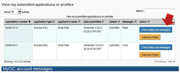 I Already Submitted My Express Entry Profile Can I Still Update It