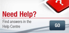 Need Help? Find answers in the Help Centre